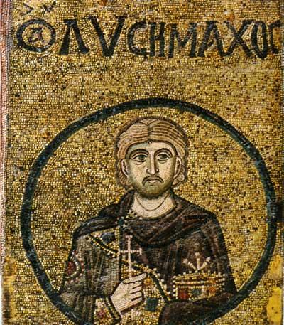 Sebastean Martyr Lysimachos