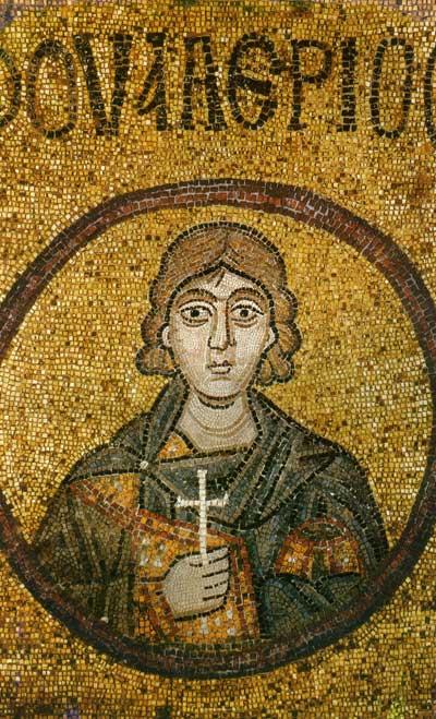 Sebastean Martyr Valerios
