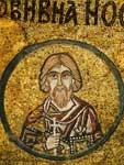 Der Märtyrer Bibianus von Sebaste