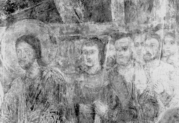 Христос и стражники