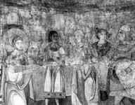 Апостол Петр в доме сотника Корнилия