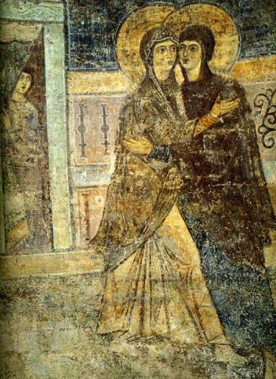 Мария и Елисавета