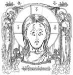 Mandylion (Image of Edessa)