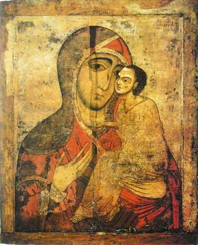 Богоматерь Умиление Старорусская