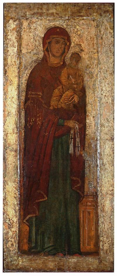 Богоматерь Максимовская