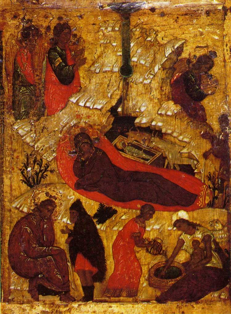 Икос 4: «Слышаша пастырие...» (Рождество Христово)