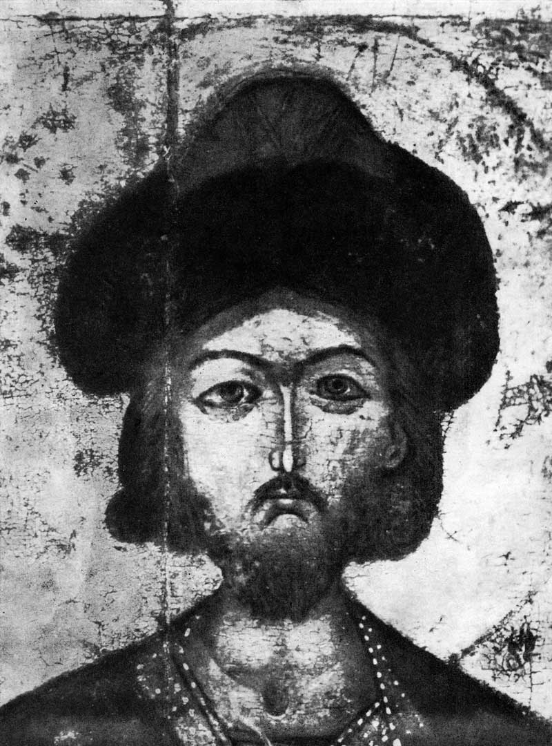 Лик Бориса