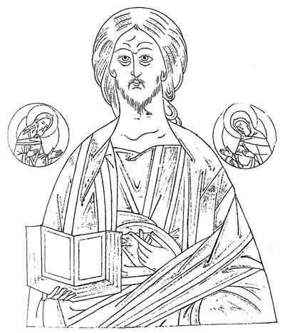 Книга Иконных Образцов
