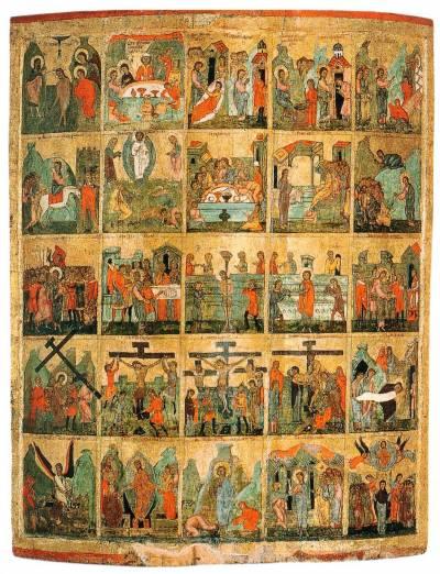 Евангельские сцены (Земная жизнь Христа)