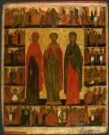 Параскева Пятница, Варвара и Ульяна с житием