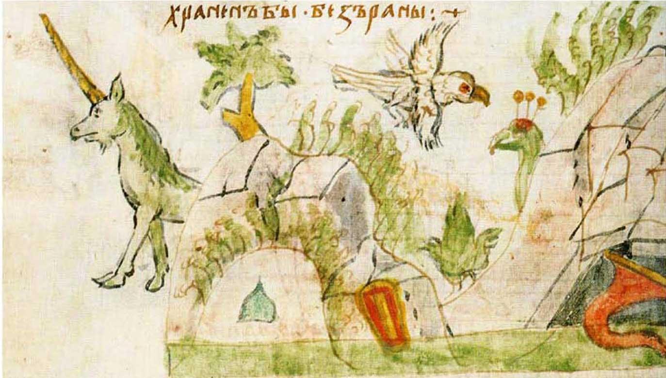 Избавление от смерти Андрея Боголюбского