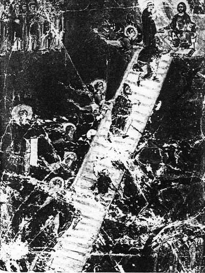 Heavenly Ladder of St John Climacus - Heavenly Ladder of St John Climacus [Vat.gr.394], P. F r.