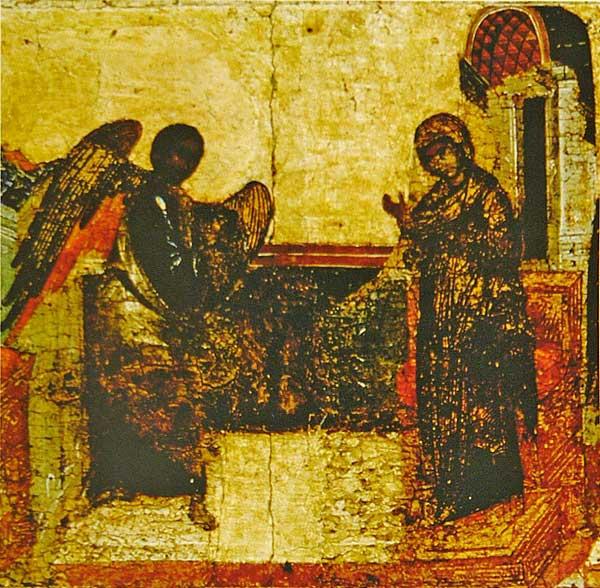 Икос II: «Разум недоразумеваемый разумети Дева ищущи...»