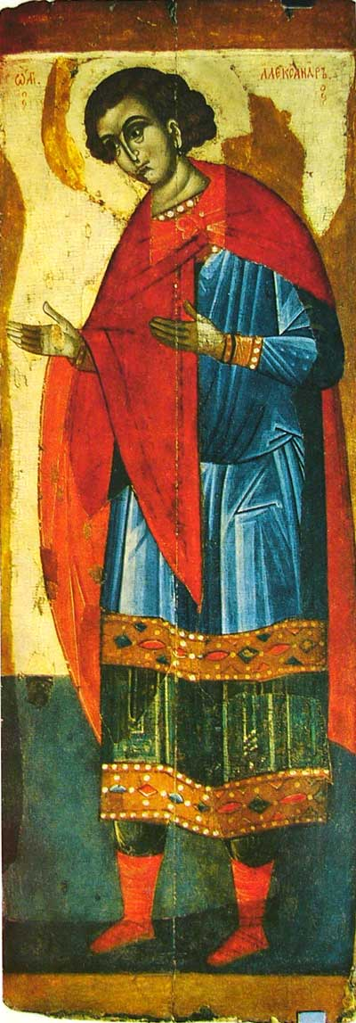 St Alexander of Thessalonica