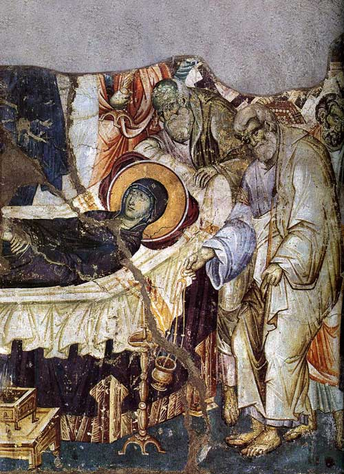 Группа апостолов