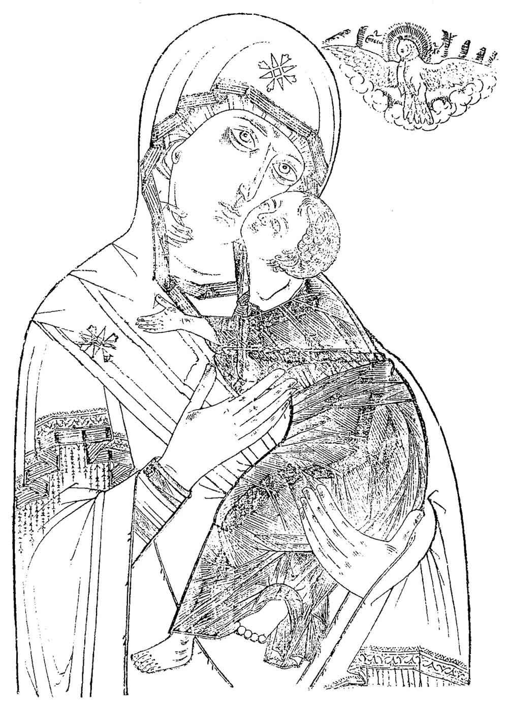Богоматерь Владимирская