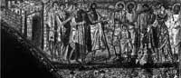 Прибытие святого семейства в город Сотин