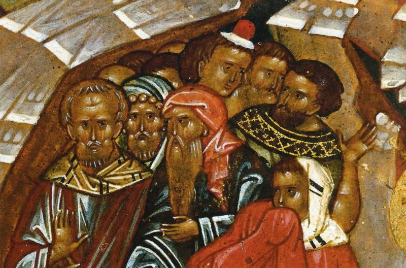 Группа иудеев