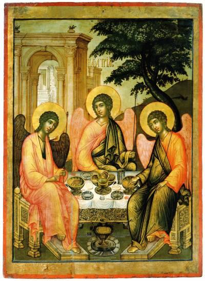Троица Живоначальная