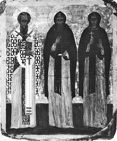 Панкратий Тавроменийский, Петр и Феврония Муромские