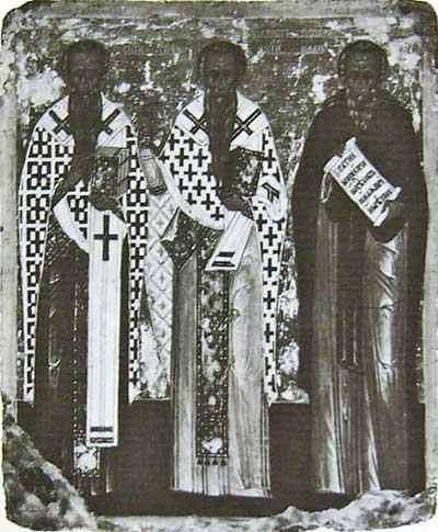 Стефан Сурожский, Савва Сербский, Павел Комельский (Обнорский)