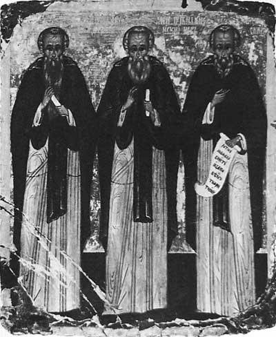 Иоанн (неизвестный), Авраамий Ростовский, Александр Невский