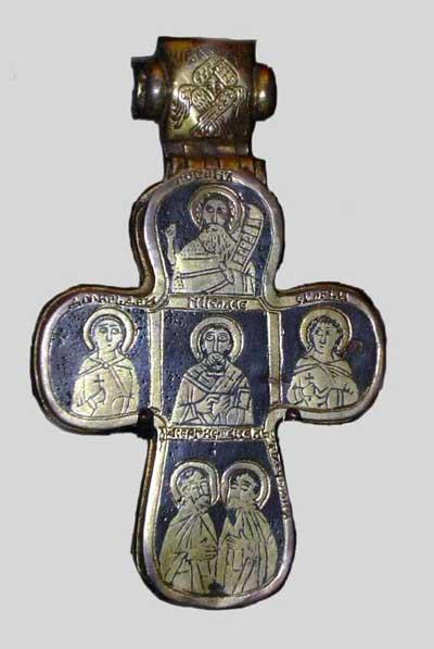 Cross-encolpion