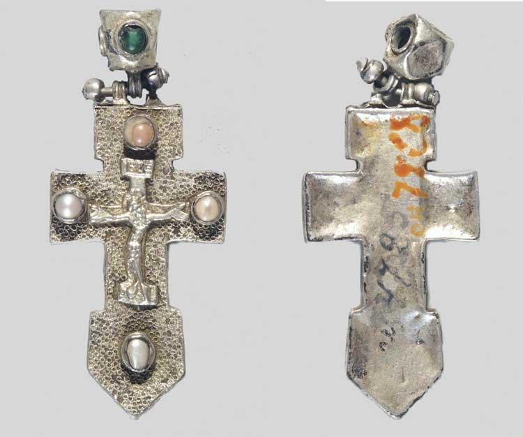 Крест-мощевик