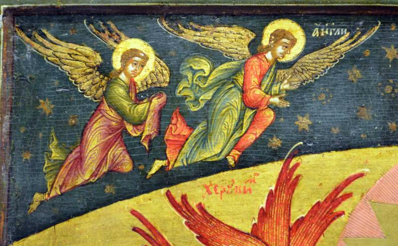 Ангелы Господни