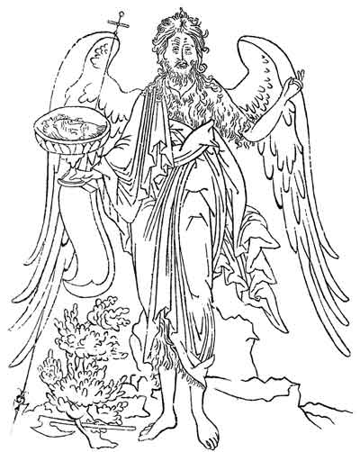 St John the Baptist—Angel of the Wilderness