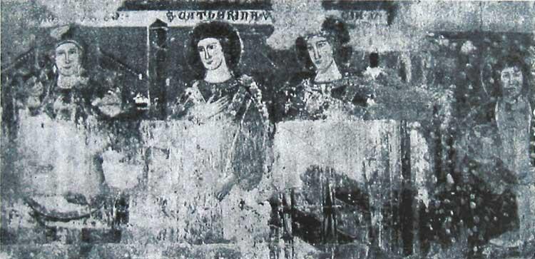 Богоматерь со святыми женами