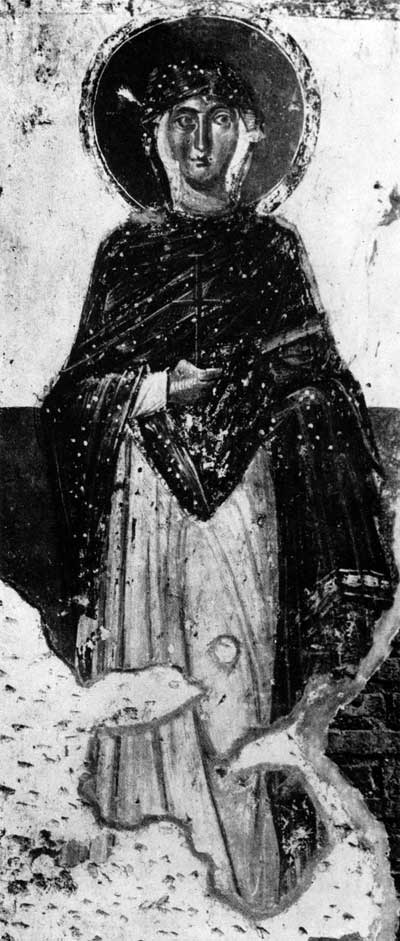 The Great Martyr Barbara