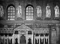 Апостолы, дворец Теодориха и Порто ди Классе