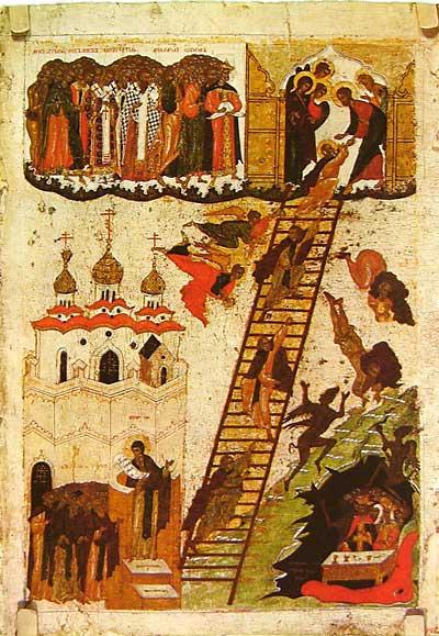 Heavenly Ladder of St John Climacus