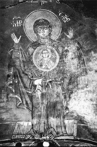 Богоматерь Великая Панагия