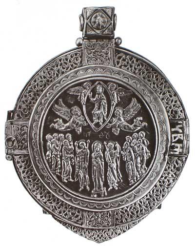 Himmelfahrt Christi. Die heilige Dreifaltigkeit. Gottesmutter des Zeichens