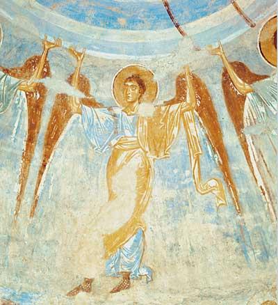 Правый северный ангел