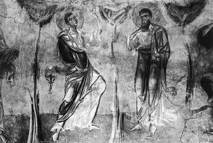 Апостолы Фома и Иаков