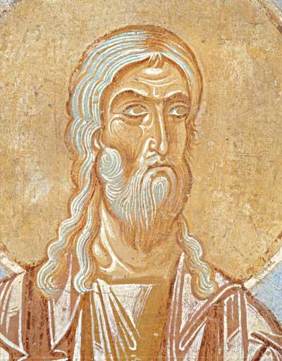 Лик пророка Михея