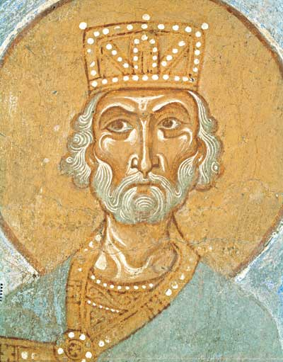 Лик пророка Давида