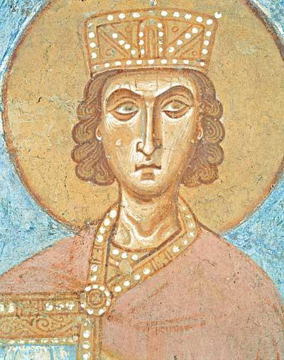 Лик пророка Соломона