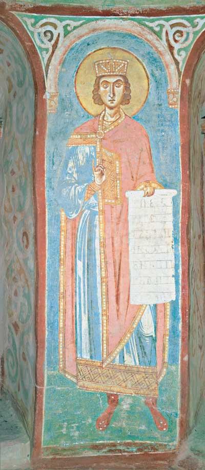 Пророк Соломон. Последняя четверть XII в. 2dc706da8bc