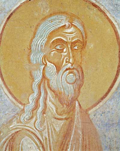 Лик пророка Наума