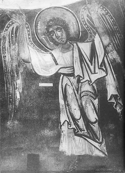 Третий, северо-западный ангел