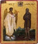 Ангел-хранитель и Феодор Трихина