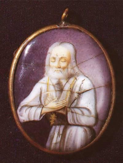 Старец Серафим Саровский