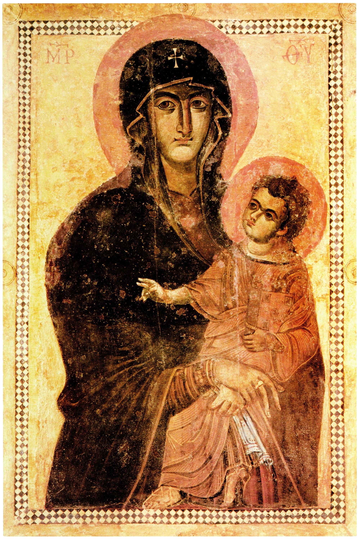 Богоматерь Римская