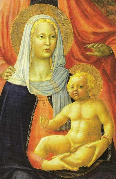 Мадонна с Младенцем и св.Анной