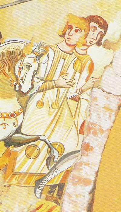 Въезд императора в Фессалоники