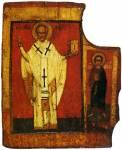 Никола Зарайский и апостол Филипп